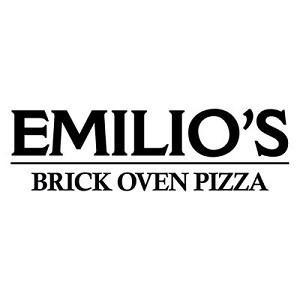 Emilio's Brick Oven Pizza logo
