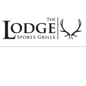 The Lodge Sports Grille logo