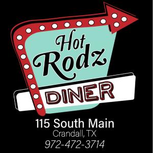 Hot Rodz Diner logo