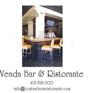 Costantino's Venda Bar & Ristorante logo