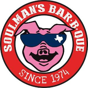 Soulman's BBQ-Van logo
