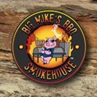 Big Mike's BBQ Smokehouse logo