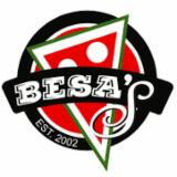 Besa's Pizza logo