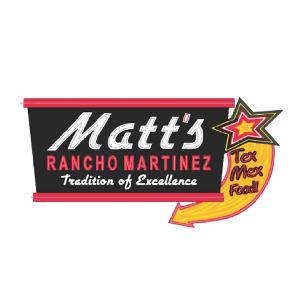 Matt's Rancho Martinez logo