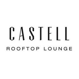 Castell Rooftop Lounge logo