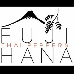 Fuji Hana Thai Peppers logo