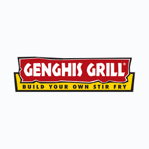 Genghis Grill -Plano logo