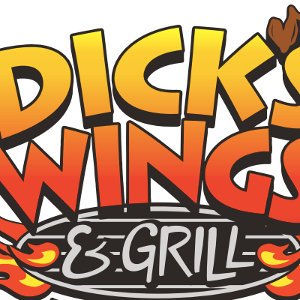 Dick's Wings and Grill Nocatee logo