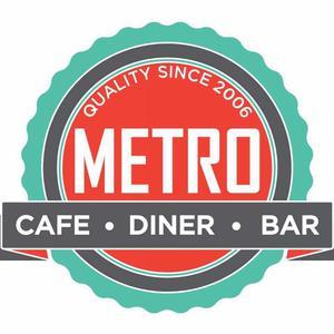 Metro Cafe Diner Atlanta logo