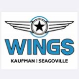 Wings Over Kaufman logo