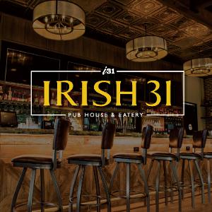 Irish 31 Pub House & Eatery - Oveido logo