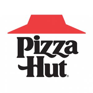 Pizza Hut - TCU logo