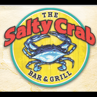 The Salty Crab Bar & Grill logo
