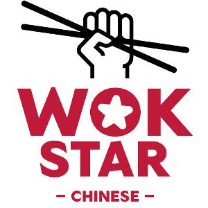 Wok Star Chinese logo
