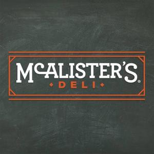 McAlister's Deli - Cedar Park (548) logo