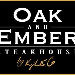 Oak And Ember Steakhouse logo