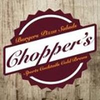 Chopper's Sports Grill logo