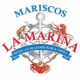 Mariscos La Marina logo