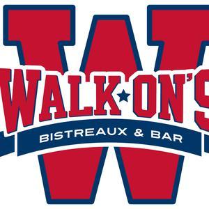 Walk-On's Bistreaux & Bar logo