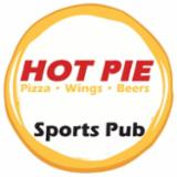 Hot Pie Pizza Sports Pub - Sunday Football Ticket logo
