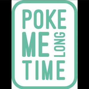 Poke Me Long Time logo