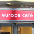 Europa Cafe - 1177 Ave of the Americas logo