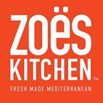 Zoës Kitchen - Bartram Village logo