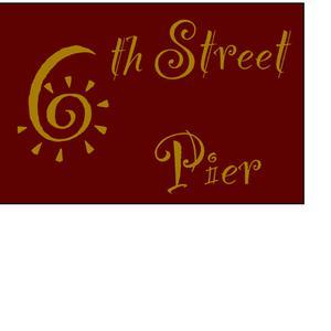 6th Street Pier Steak & Seafood Grill logo