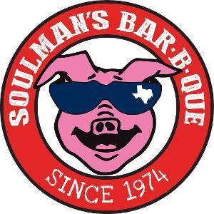 Soulman's BBQ-Red Oak logo