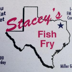 Stacey's Fish Fry logo