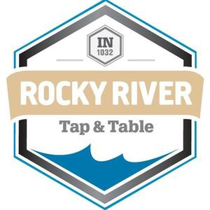 Rocky River Tap And Table logo