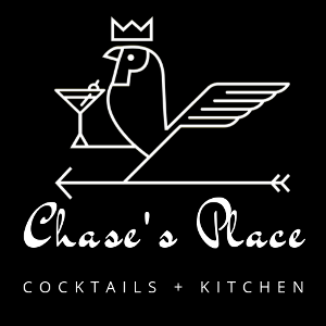 Chase's Place Cocktails + Kitchen logo