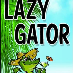 Lazy Gator logo