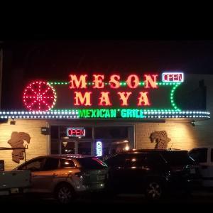 Meson Maya logo