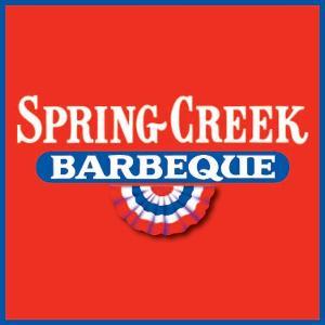 Spring Creek Barbeque Garland logo