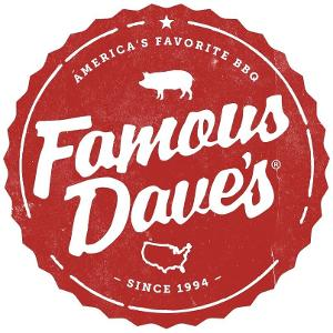 Famous Dave's Bar-B-Que logo