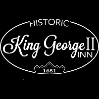 King George II Inn logo