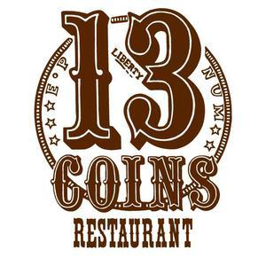 13 Coins logo