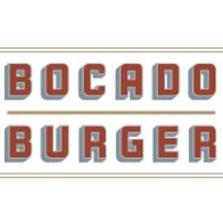 Bocado Burger logo