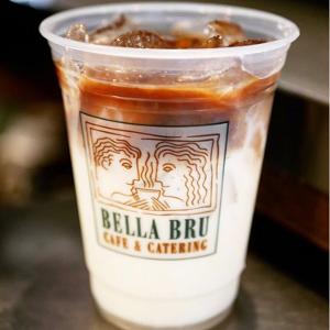 Bella Bru Cafe & Luna Lounge logo