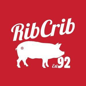 RIBCRIB BBQ & GRILL logo