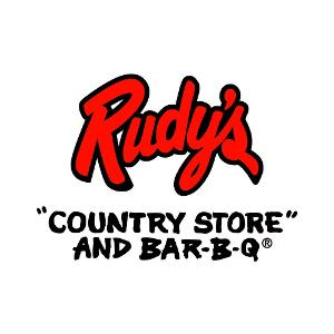 RUDY'S COUNTRY STORE AND BAR-B-Q logo
