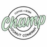 Champ Donut Company logo