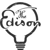The Edison logo