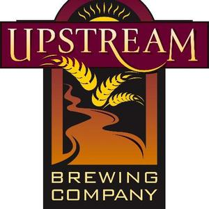 Upstream Brewing Company logo