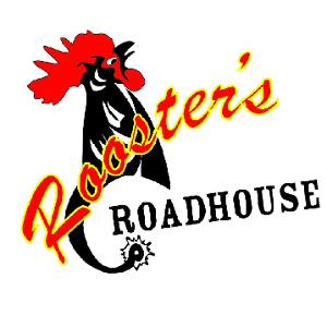 Rooster's Roadhouse logo