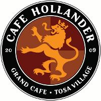 Café Hollander - Tosa logo