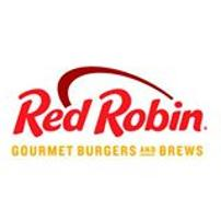Red Robin Gourmet Burgers and Brews logo