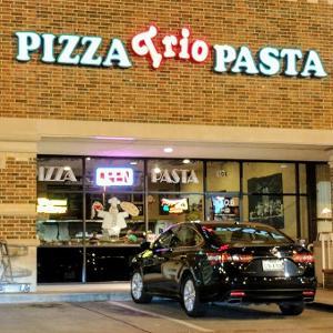 Trio Pizza Pasta logo