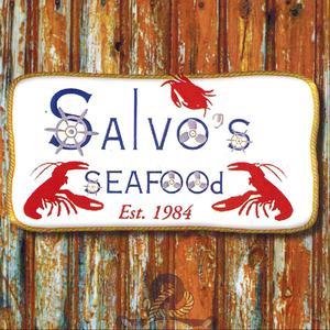 Salvo's Seafood logo